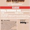 Brownie Mix Professional 900g - Classic Recipe