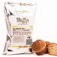 Muffin Mix 1Kg – Mac și Lămâie