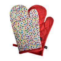 Mănuși cuptor – roșii