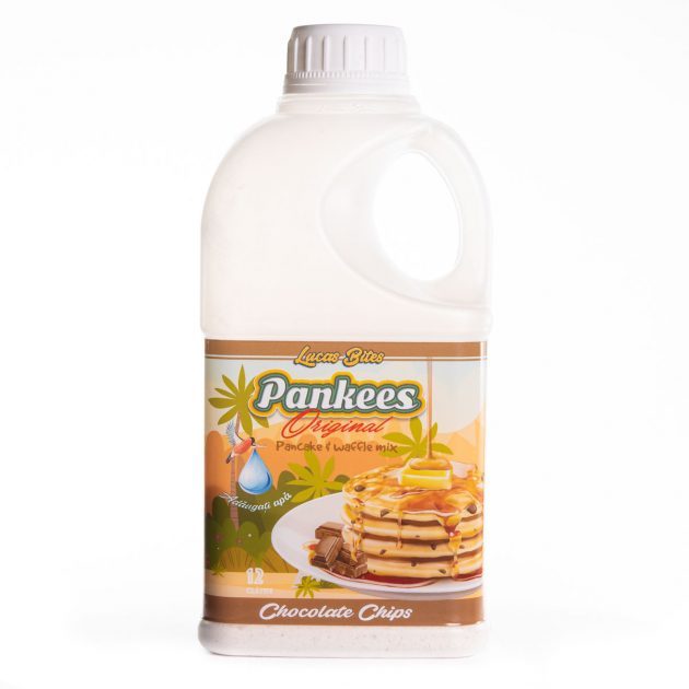 Chocolate Chips Pankees 290g – Clătite pufoase