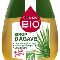Sirop Agave Sunny ECO 250G