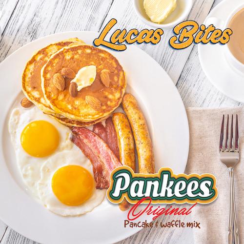 Buttermilk Pankees 290g – Clătite pufoase