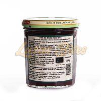 Gem de fructe roșii BIO, Les Comtes de Provence, 350g