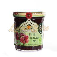 Gem de fructe roșii ECO, Les Comtes de Provence, 350g
