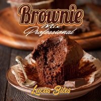 Brownie Mix Professional 900g – Classic Recipe