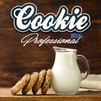 Amestec pt biscuiți cu ciocolată neagră – Cookies Mix – Dark Chocolate Chip 450g
