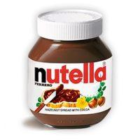Nutella,Crema de Alune de Padure cu Cacao, 750g