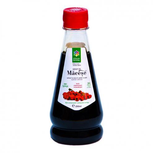 Sirop natural de Macese, Steaua Divina,250 ml